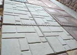Тротуарная плитка 290х290