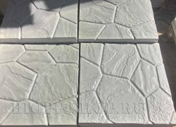 Тротуарная плитка 500х500х50 «Ларнака»