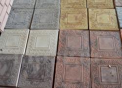Тротуарная плитка 290х290 «Готика»