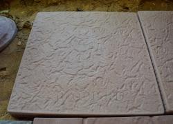 Тротуарная плитка 480х480 «Короед»