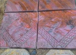 Тротуарная плитка Ромб_2