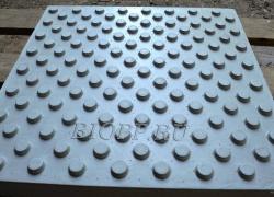 Тактильная плитка 500х500