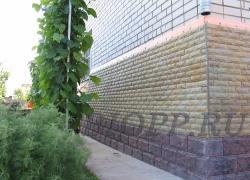 Панель-вилка  «Ростовский камень»+