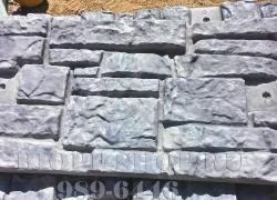 Цокольная панель «Старая крепость» Цвет: Мрамор