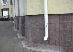 Фасадная плитка «Большой известняк»