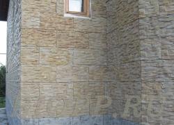 Фасадная плитка «Скалистая гора»+