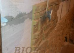 Фасадная цокольная панель «Старая крепость»