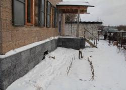 Фасадная плитка «Скалистая гора»