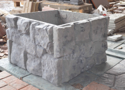 Вазон Бутовый Камень